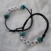 bracelet lettres soror